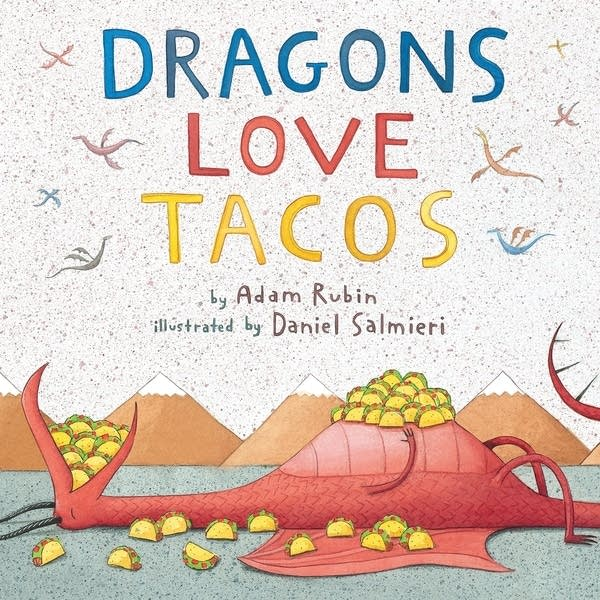 Julie's Library: Dragons Love Tacos