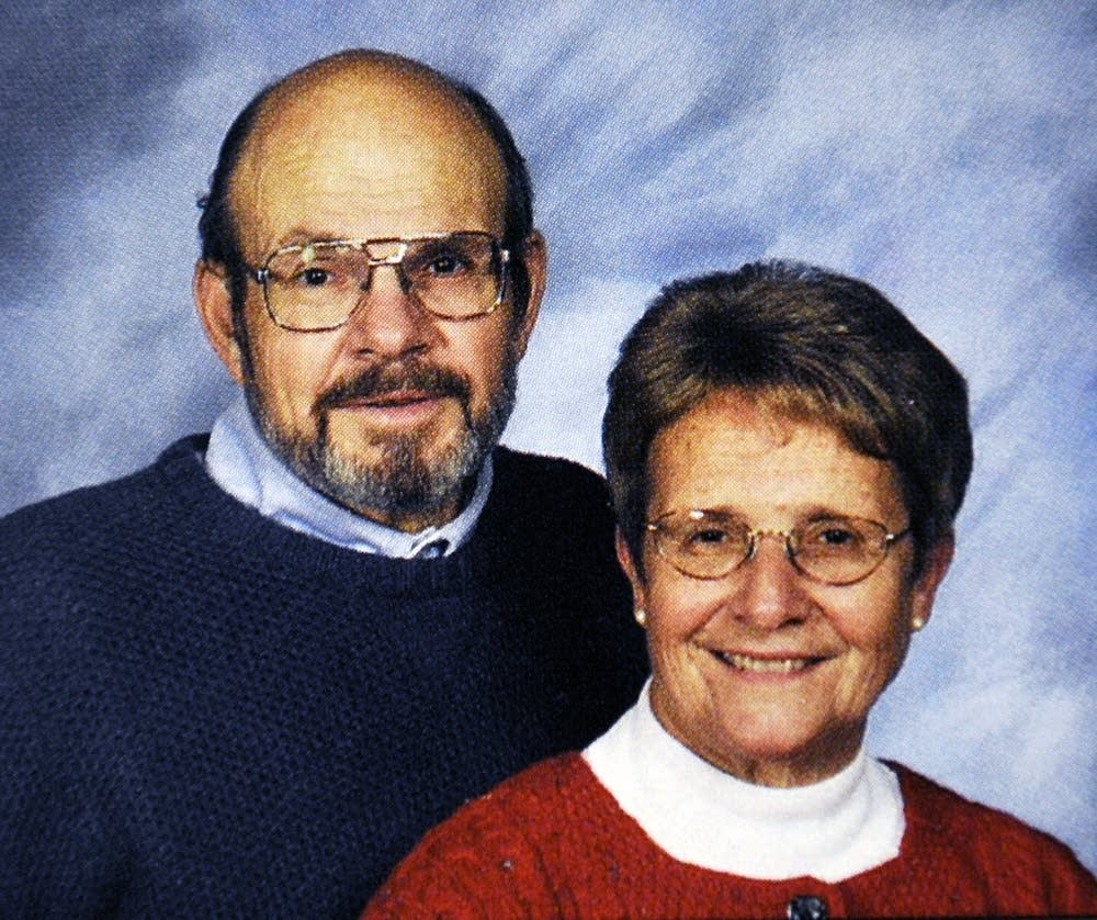 Gerald 'Jerry' and Barbara Heil
