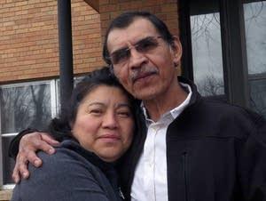 Adelina and Jorge