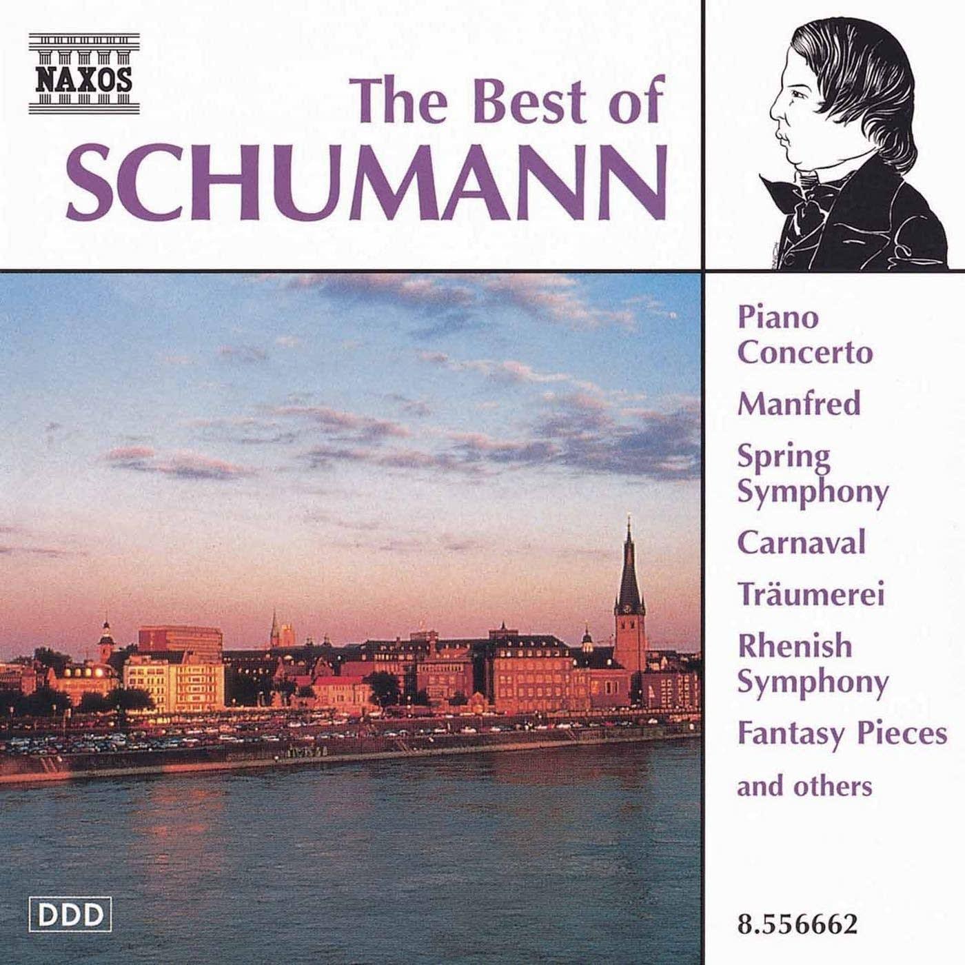 Robert Schumann - Scenes of Childhood: Traumerei (Dreaming)