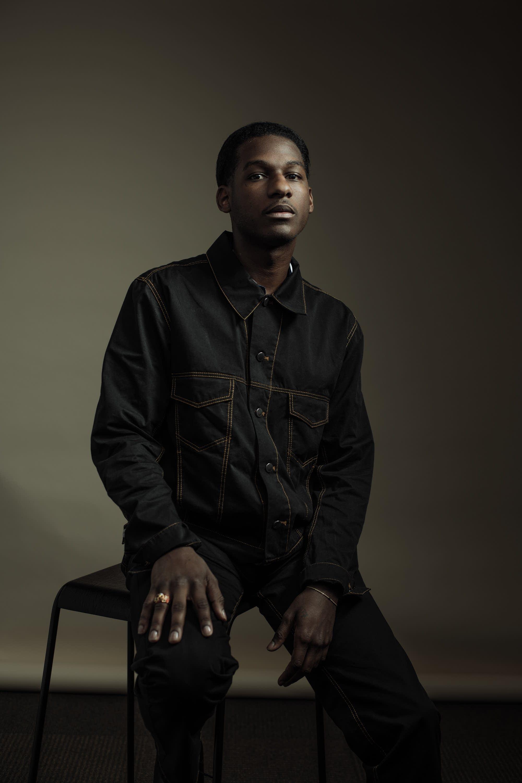 Leon Bridges: portraits at The Current