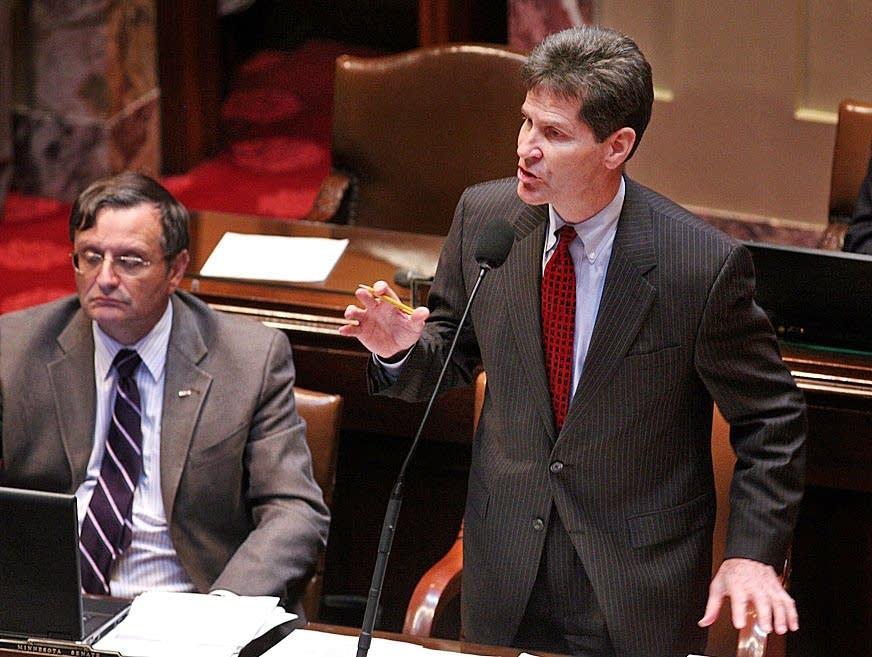 Senate floor debate