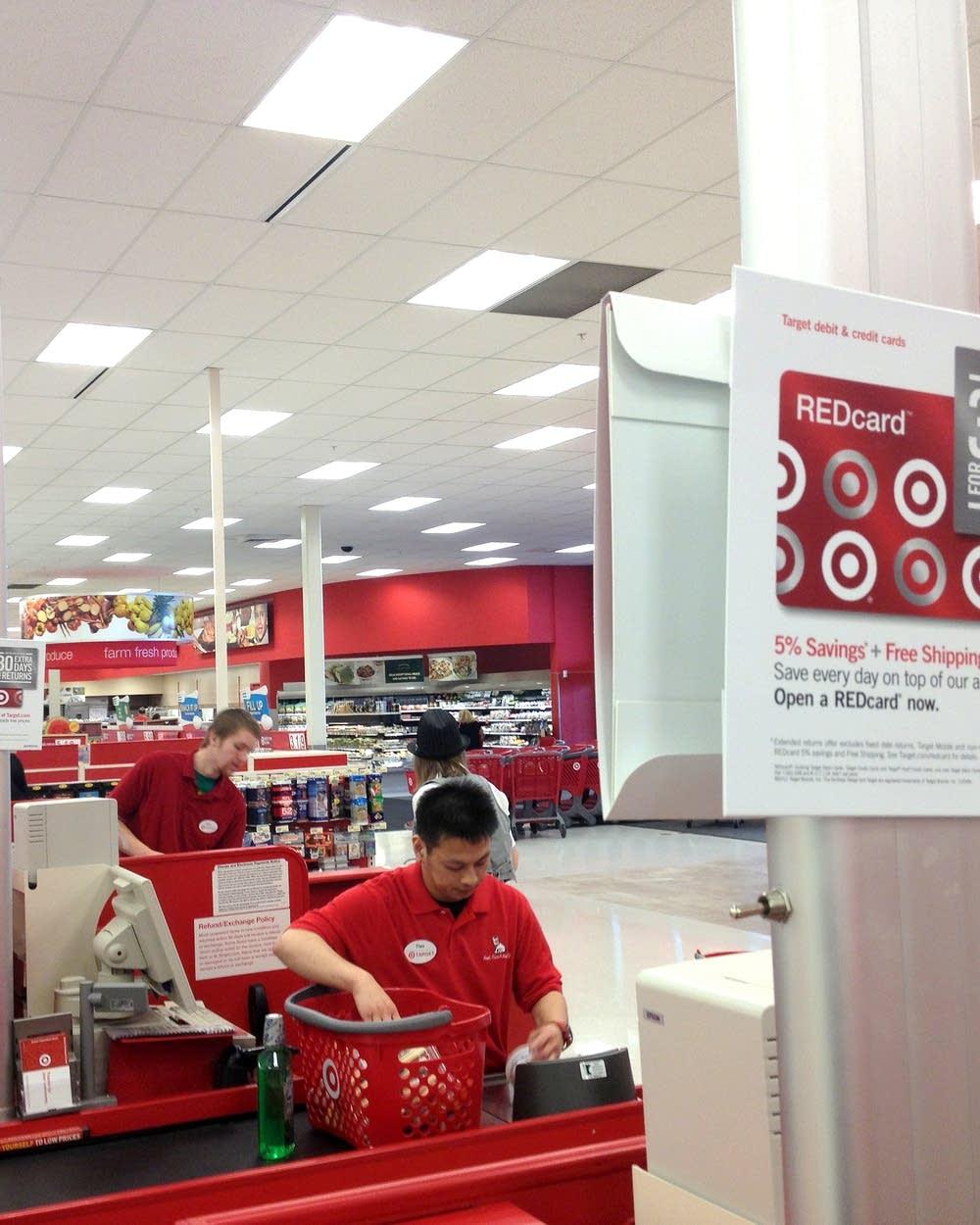Target S Redcard Revs Up Sales Mpr News