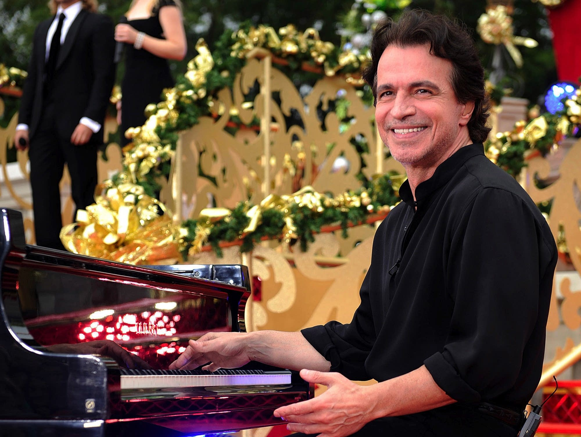 Yanni at Disney World in 2009.
