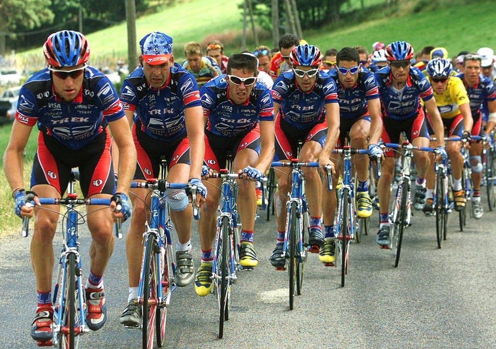The 1999 U.S. Postal Service team