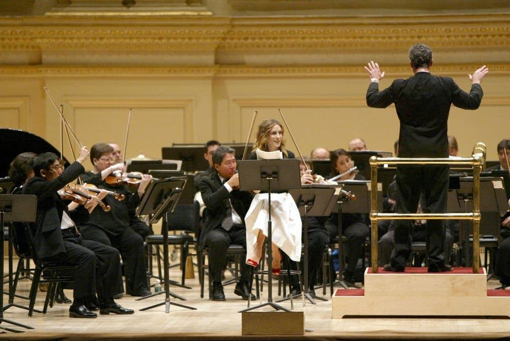 Orchestra of St. Luke's, Sarah Jessica Parker