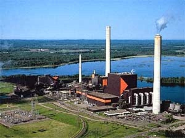 Boswell power plant