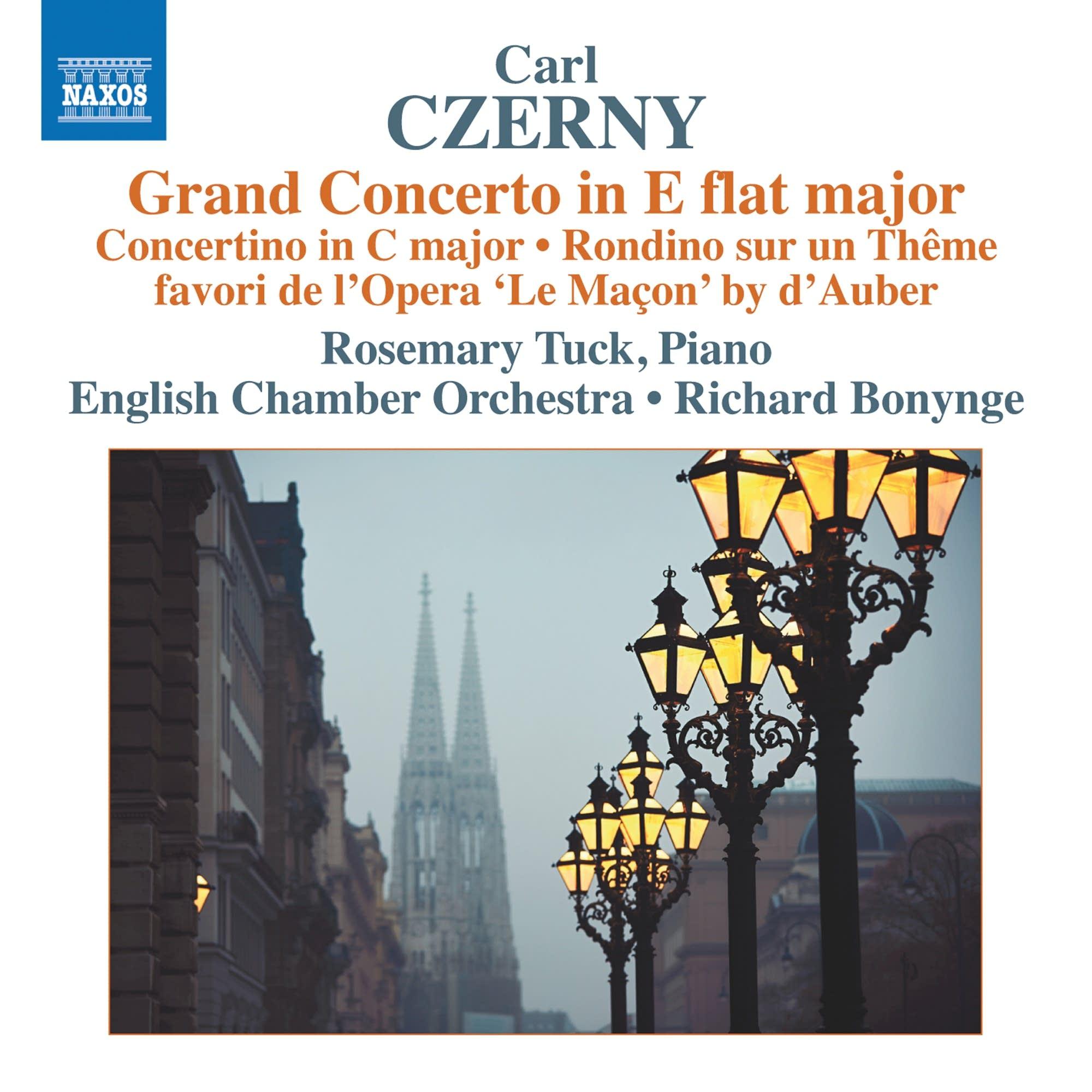 Carl Czerny - Rondino sur un Theme Favori de l'Opera Le Macon d'Auber