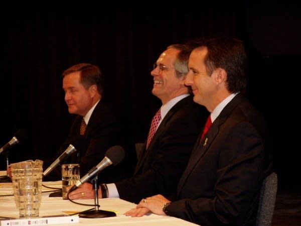 Gubernatorial candidates