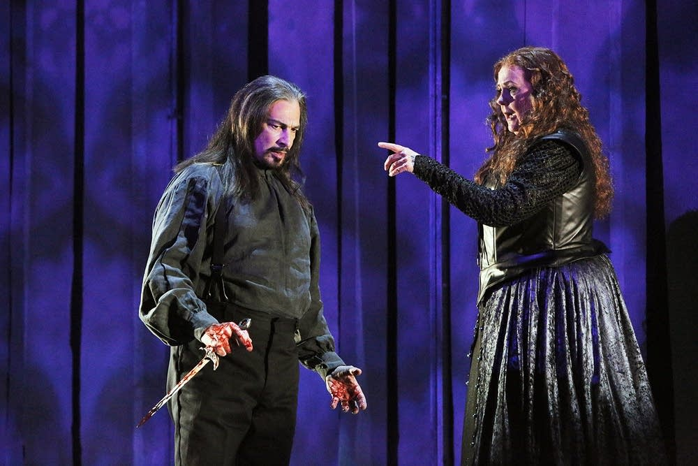 "who is more treacherous macbeth or lady macbeth At this point, lady macbeth is much more treacherous than her husband lines 39-49: lady macbeth calls on the evil spirits to ""unsex"" her."