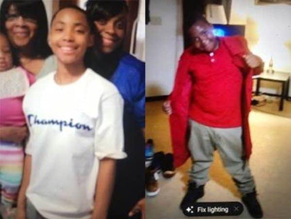Two missing Minneapolis children