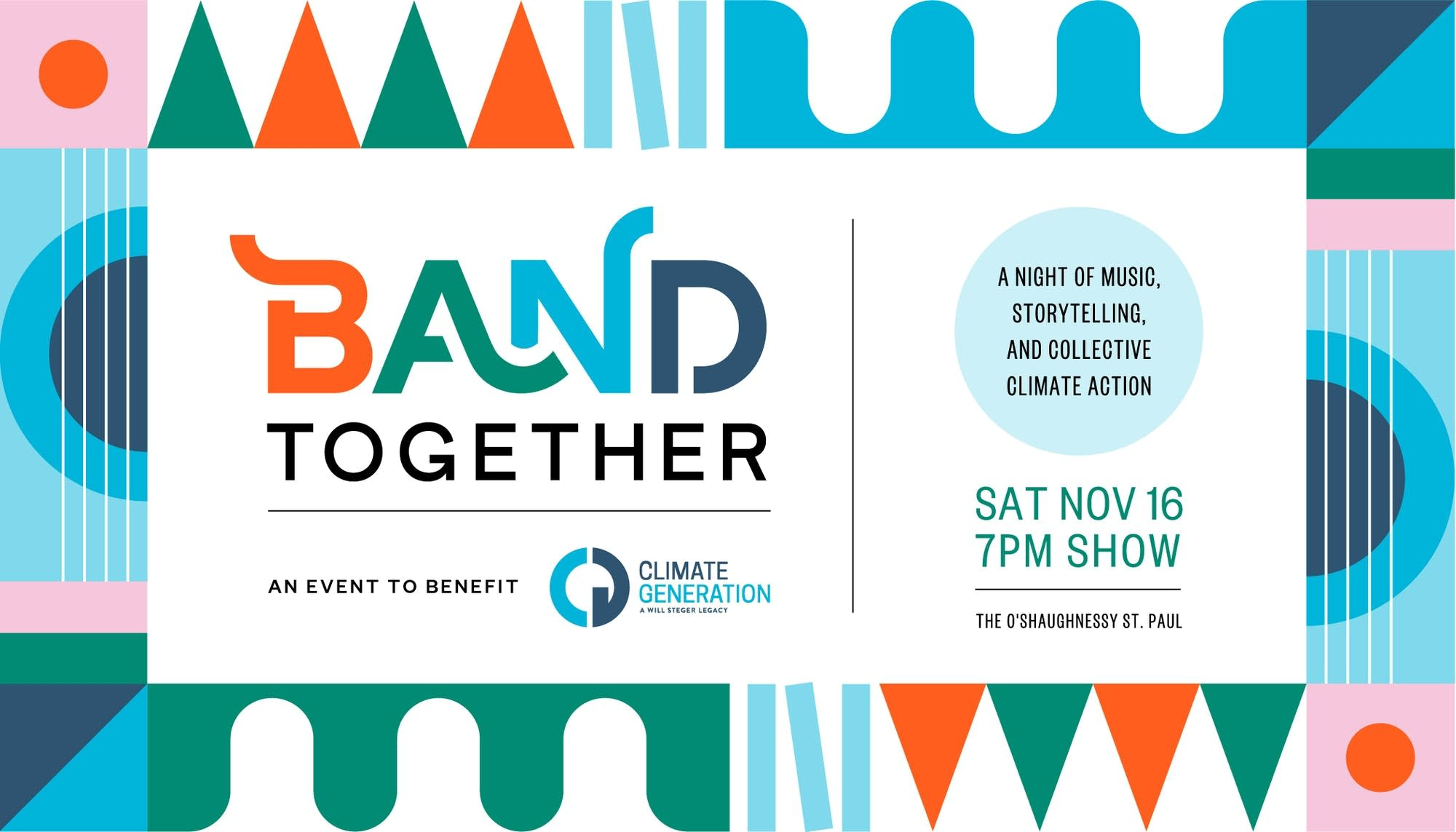 Band Together November 16 2019
