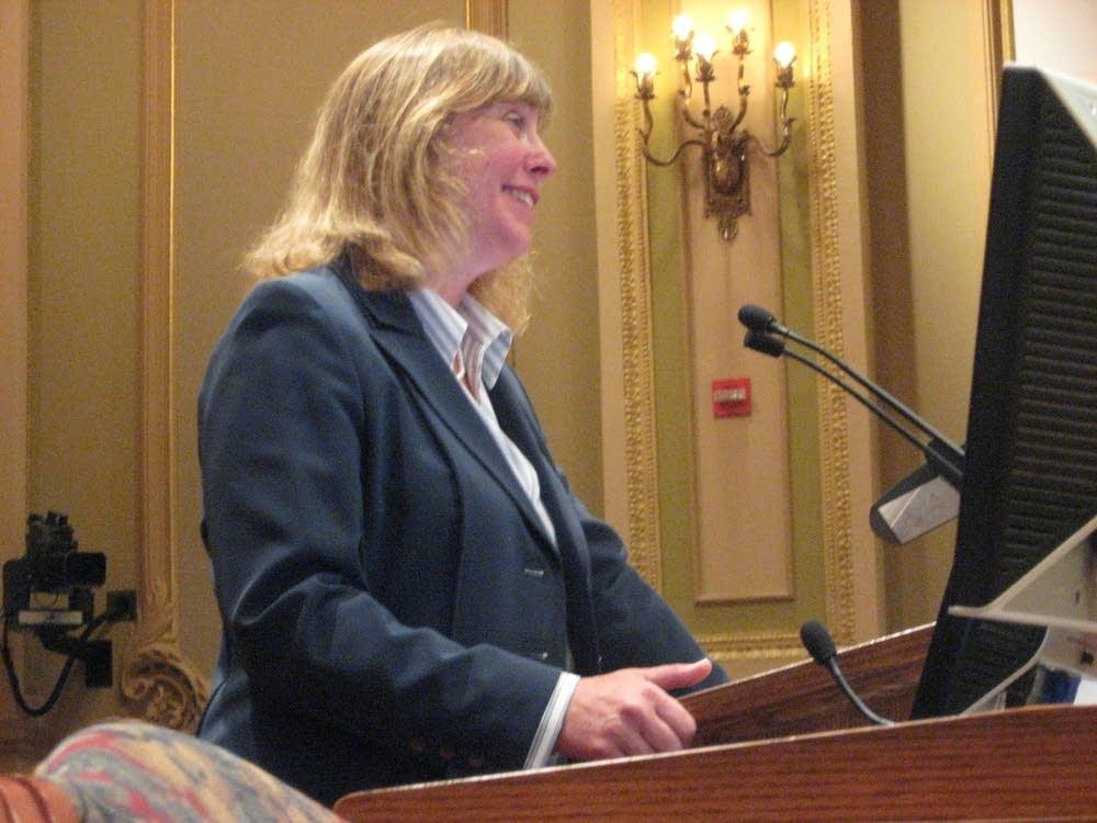Minneapolis Elections Director Cindy Reichert