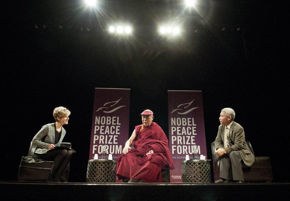 Cathy Wurzer, Dalai Lama