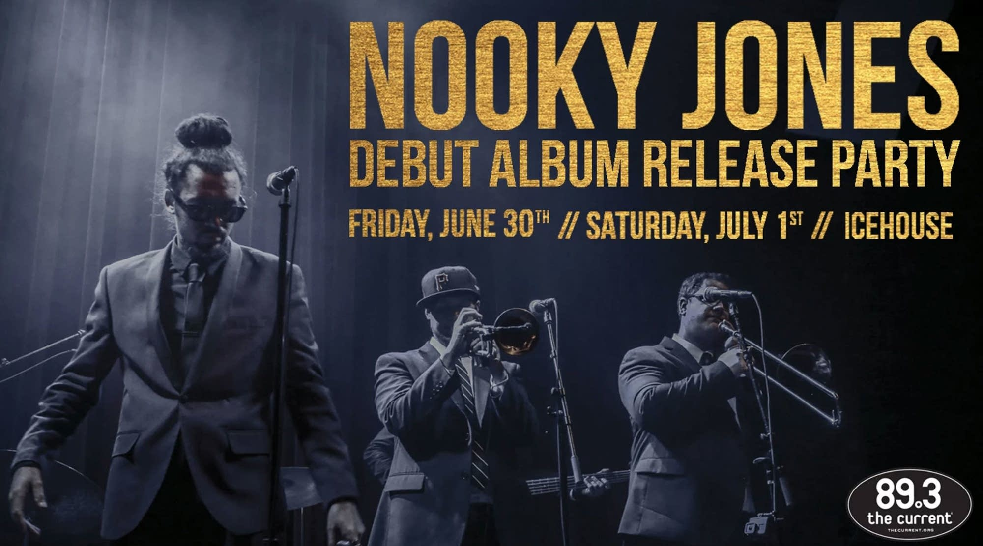 Nooky Jones will perform at Icehouse July 1.