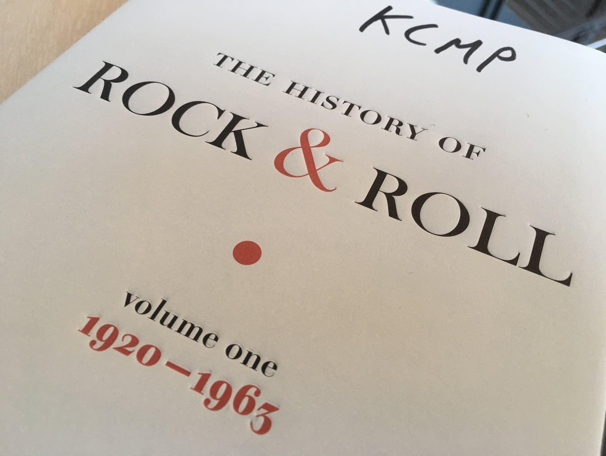 Ed Ward's 'History of Rock & Roll, ...