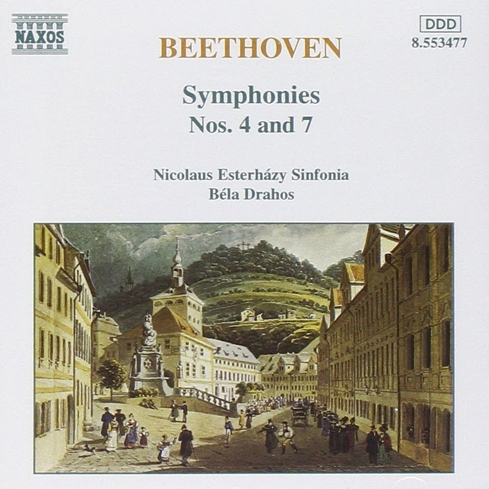 Beethoven Symphonies Nos. 4 and 7