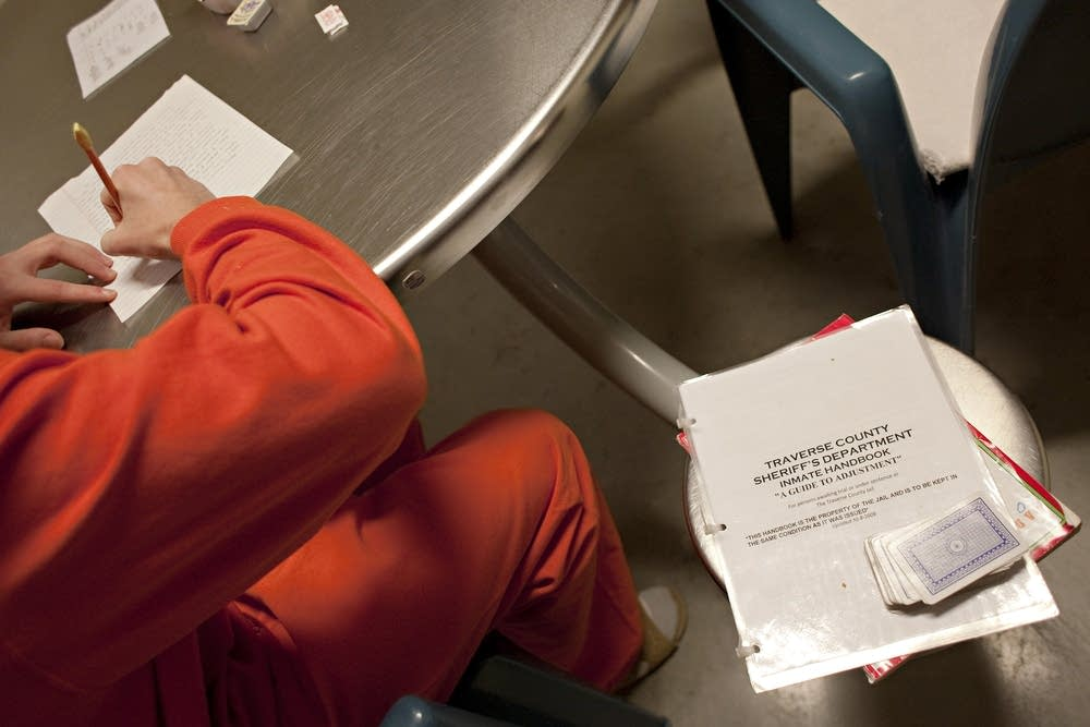 Traverse County inmate