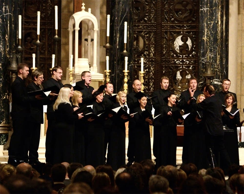 The Estonian Chamber Choir