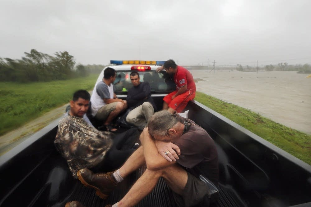 Hurricane Isaac Hits New Orleans, Gulf Coast