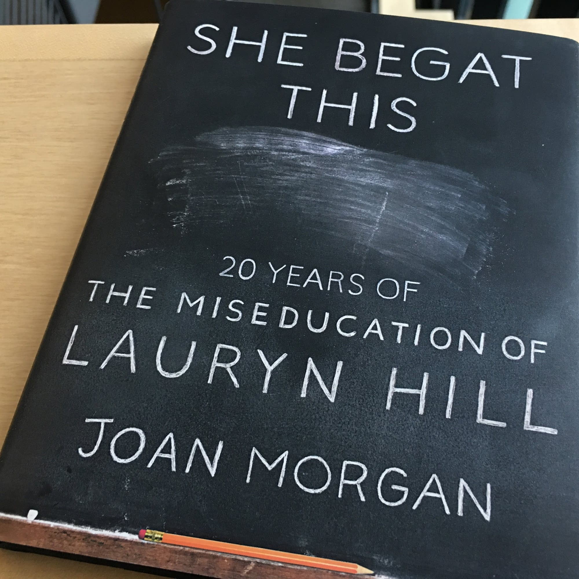 Joan Morgan's 'She Begat This.'