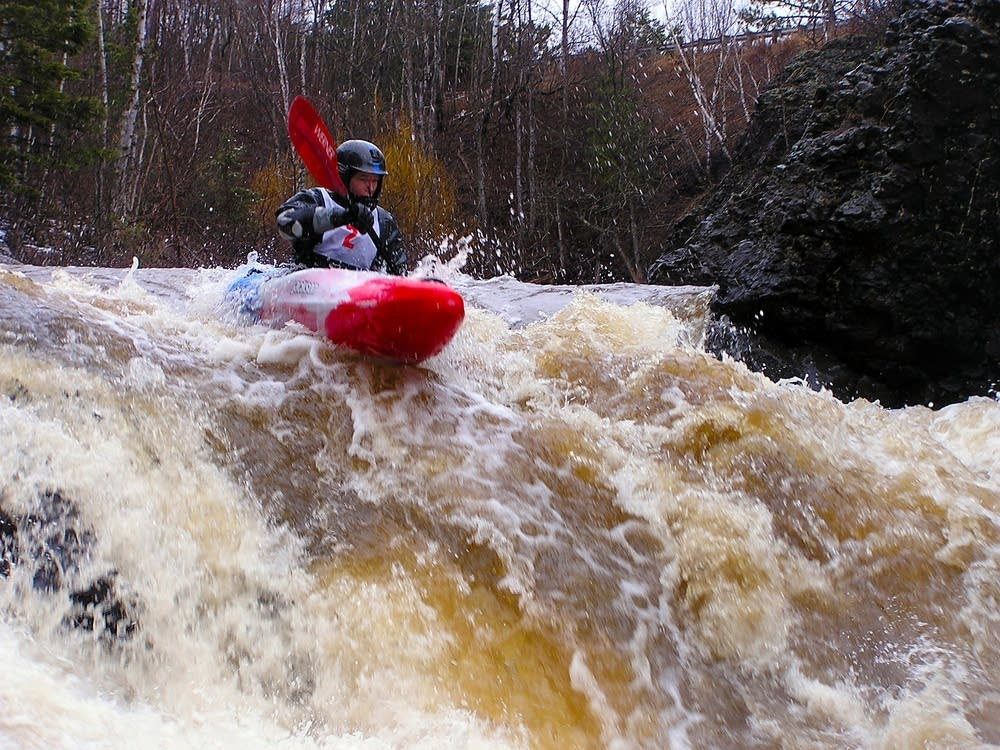 With Spring Comes World Class Kayaking At North Shore