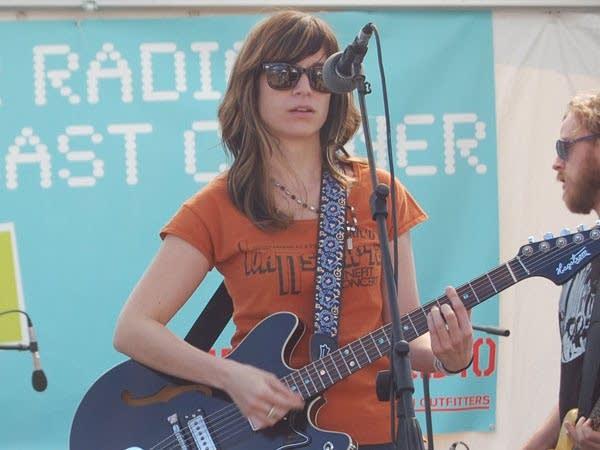 Nicole Atkins live at SXSW