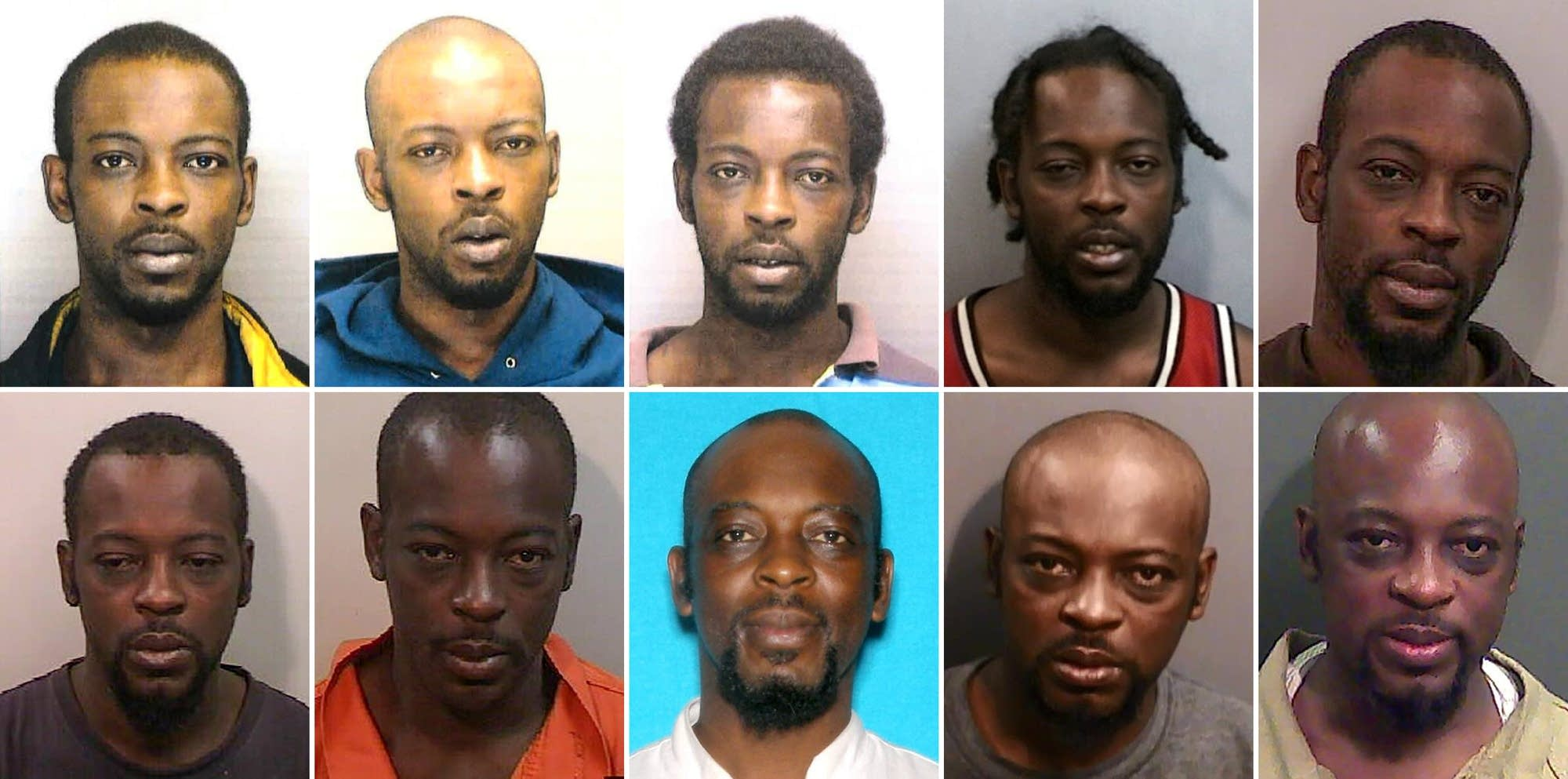 Willie James Hemphill mugshots