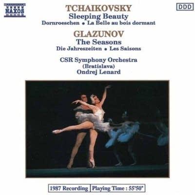 8b0bae 20170209 peter tchaikovsky sleeping beauty waltz