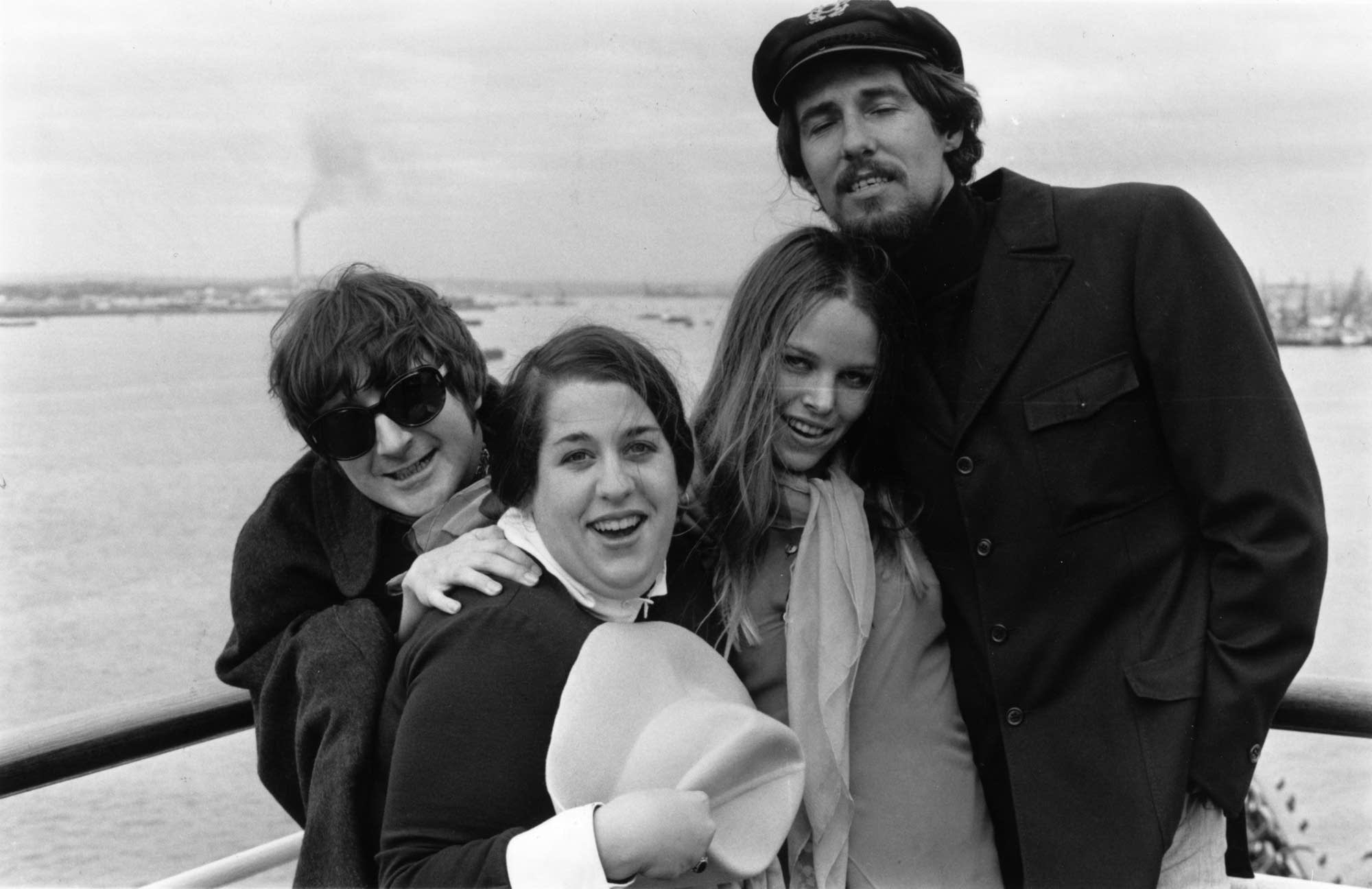The Mamas And The Papas Hated Their Only No 1 Song Mpr News