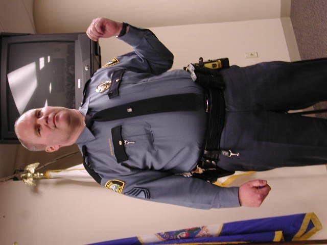 Sgt. Jim Ramstad