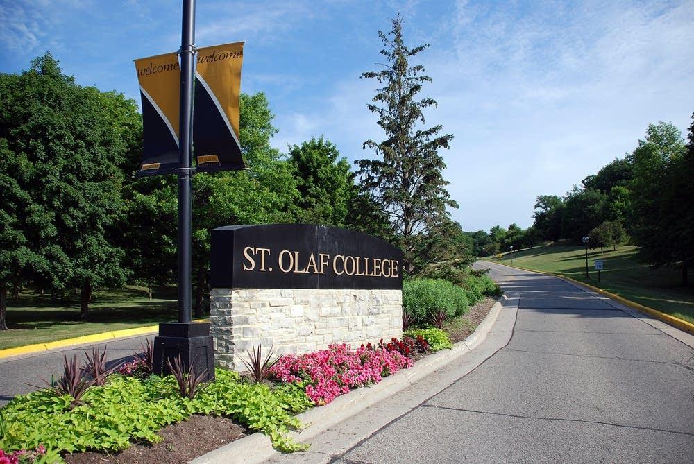 St. Olaf College in Northfield, Minn.