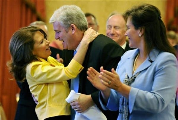 Emmer and Bachmann