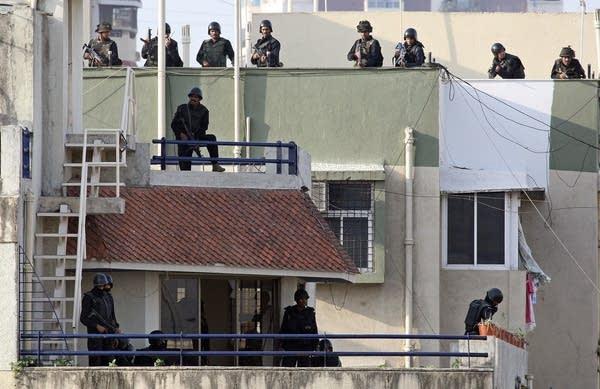 Indian National Security Guards