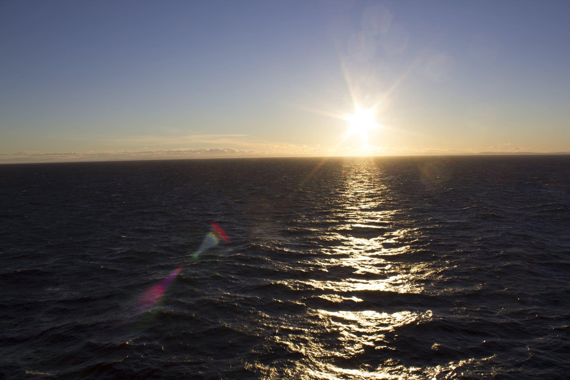 North Sea - 11 - Sunrise
