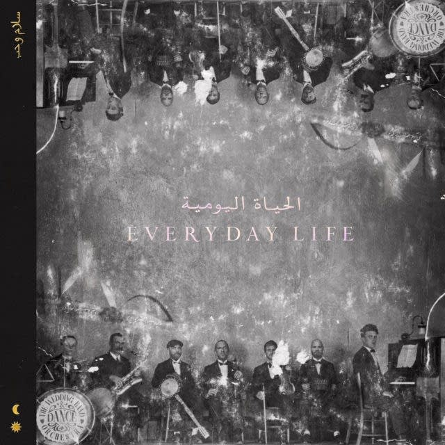Coldplay, 'Everyday Life'