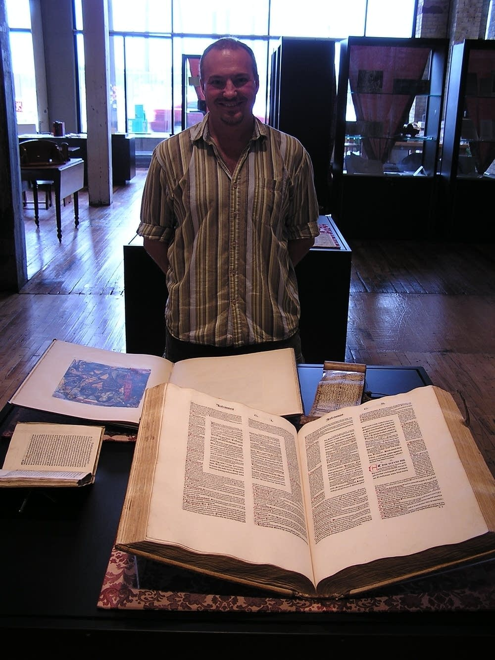 15th-century Bible