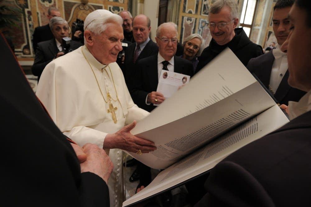 St. John's Bible