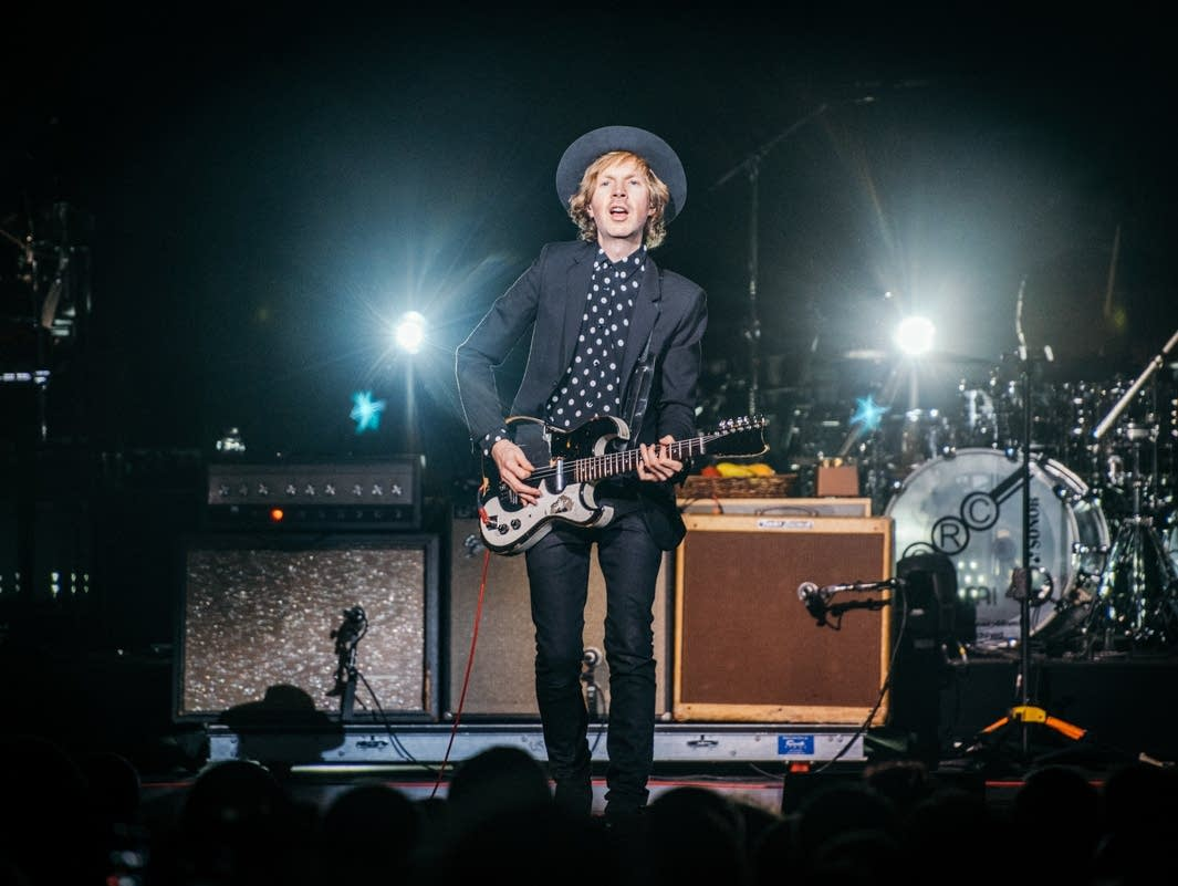 Beck Plays Palace Theatre Talks About New Album Colors The Current