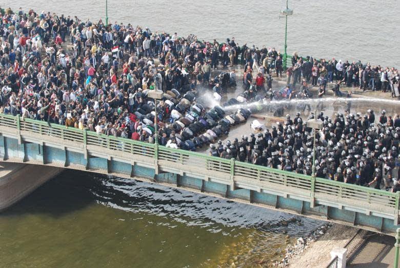 Cairo protest