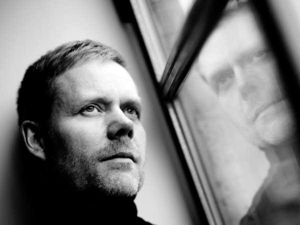 Composer Max Richter