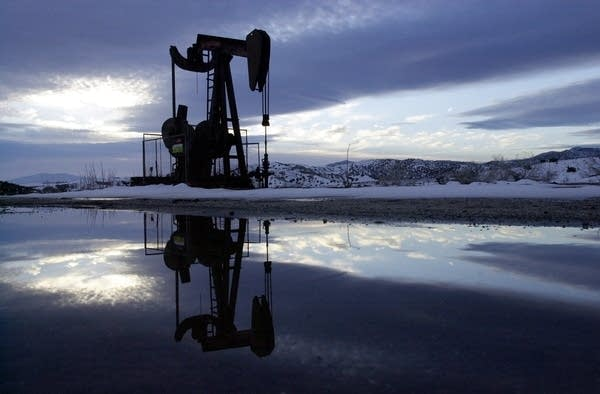 Oil Well In California