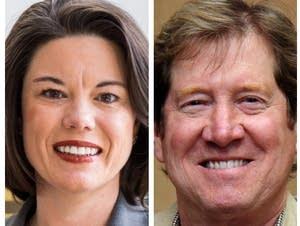 Congressional candidates in Minnesota's 2nd and 5th Districts