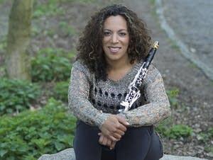 Clarinetist Mariam Adam