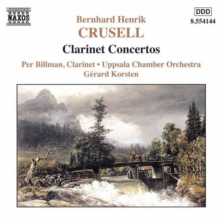 Bernhard Crusell - Clarinet Concerto No. 3: III. Alla polacca