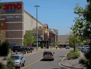 Eden Prairie Center seen in 2012.