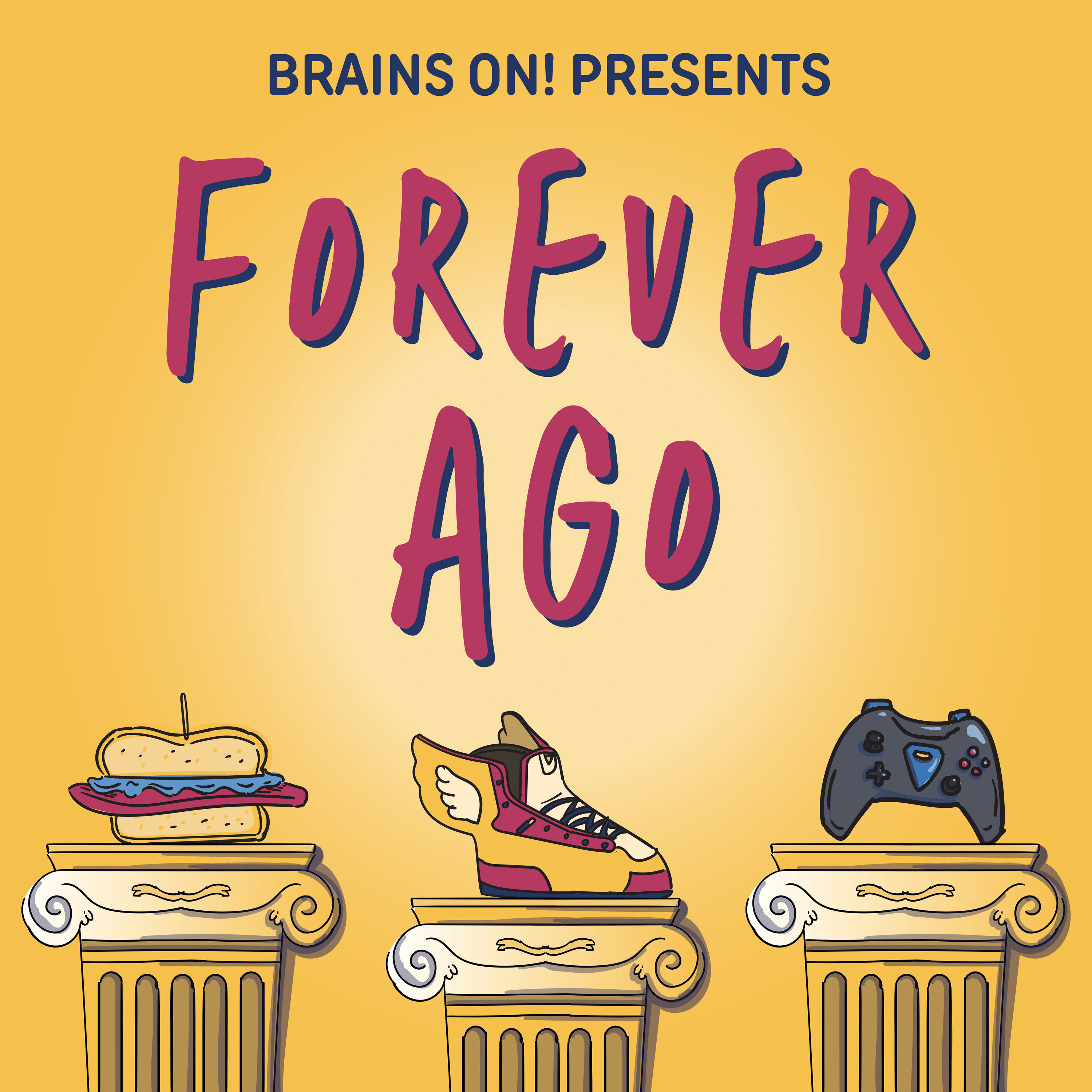Brains On A Podcast For Kids Curious Adults