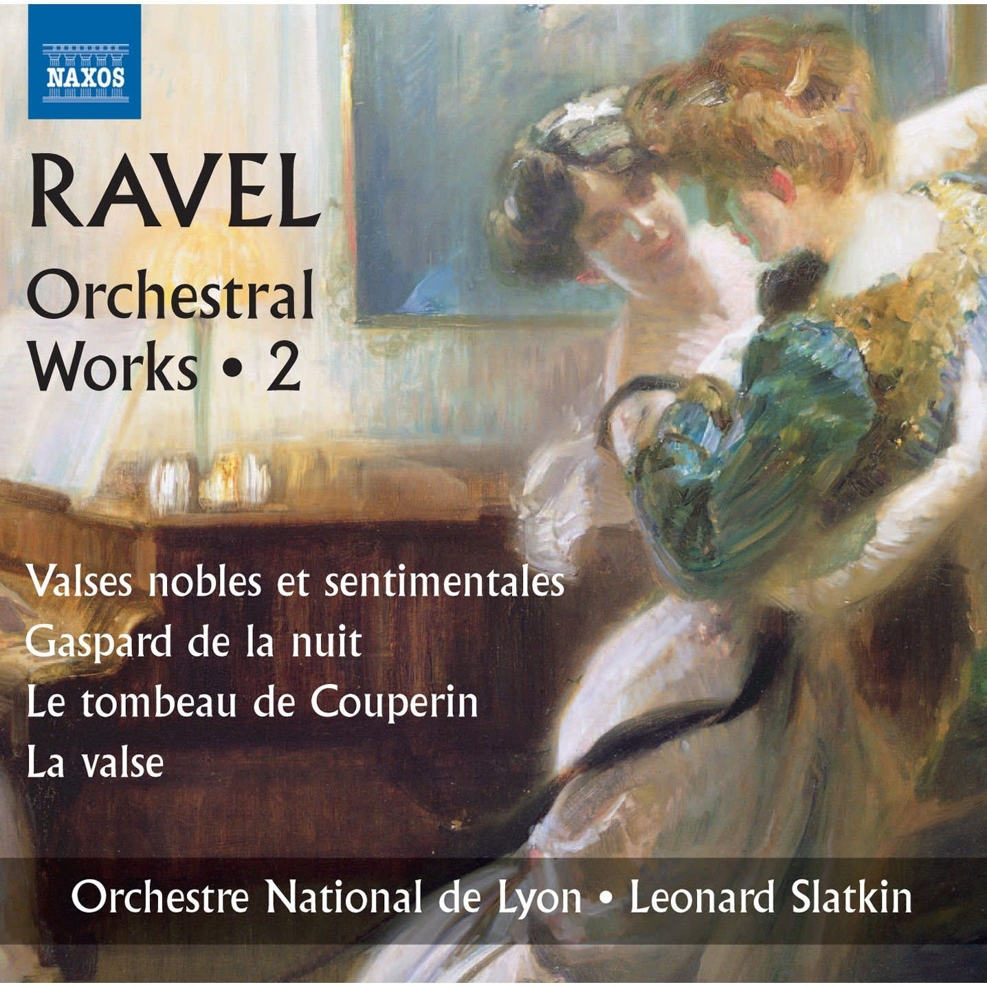Maurice Ravel - Le Tombeau de Couperin: Rigaudon