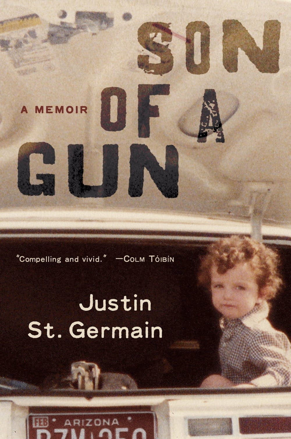 'Son of a Gun' by Justin St. Germain
