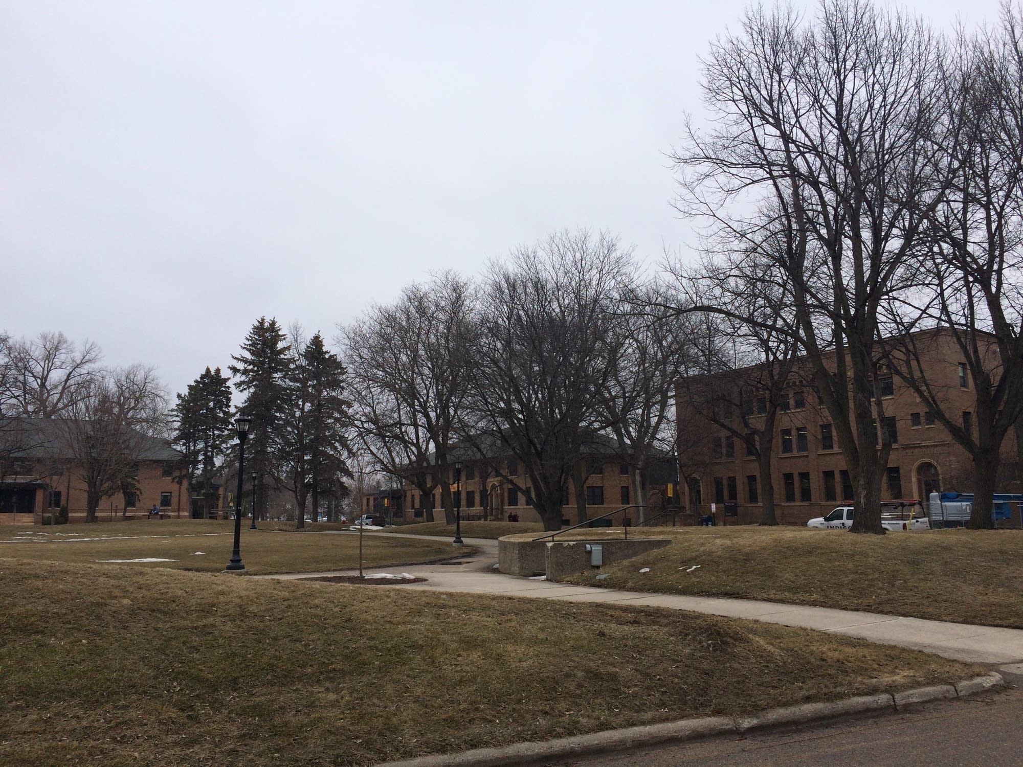 University of Minnesota Morris campus